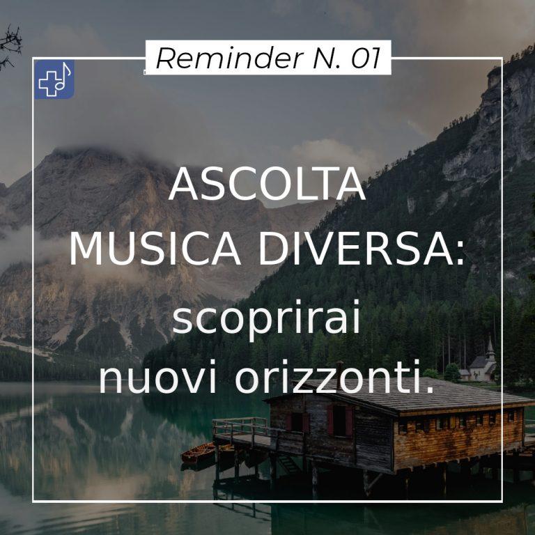 Musica diversa
